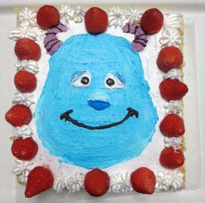 サリーのケーキ