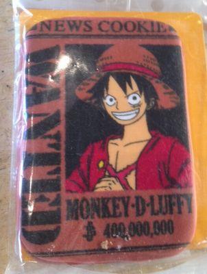ルフィのクッキー