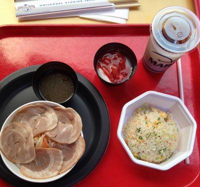 海軍特製冷麺コンボ