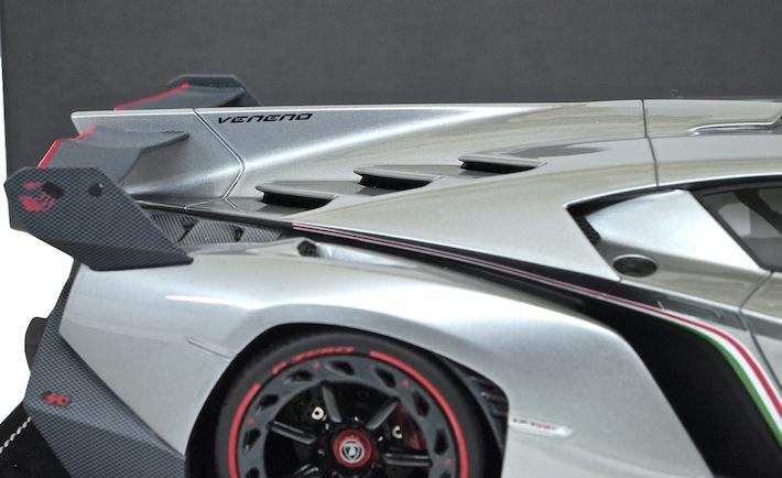 ランボルギーニ・ヴェネーノ ミニカー3
