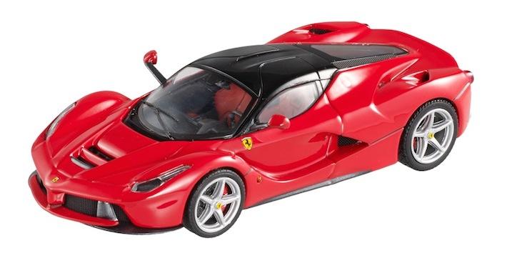 エリートシリーズ ラフェラーリ ミニカー