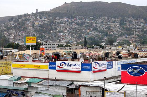 メキシコ オアハカ アバストス市場 旅行 観光