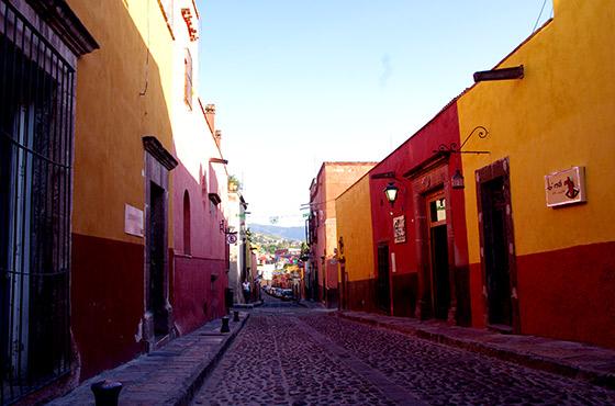 メキシコ 買い付け サンミゲル グアナファト 旅行 観光