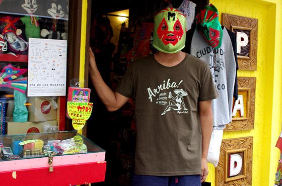 フレンジーワークス メキシコTシャツ メキシカンデザイン