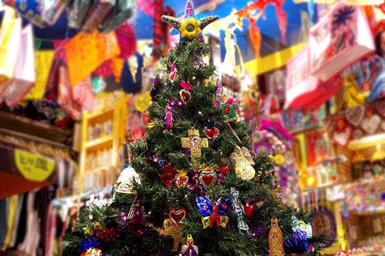 クリスマスツリー,hojarata,オハラタ,mexico,メキシコ
