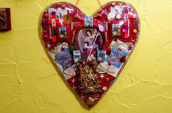 インテリア メキシコ 壁掛け 壁飾り メキシカンインテリア おしゃれ かわいい お守り 魔除け クロス 十字架