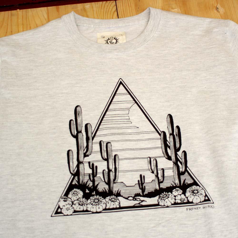 FRENZY WORKS フレンジーワークス メキシコ Tシャツ メキシカンデザイン 服 ウェア サボテン