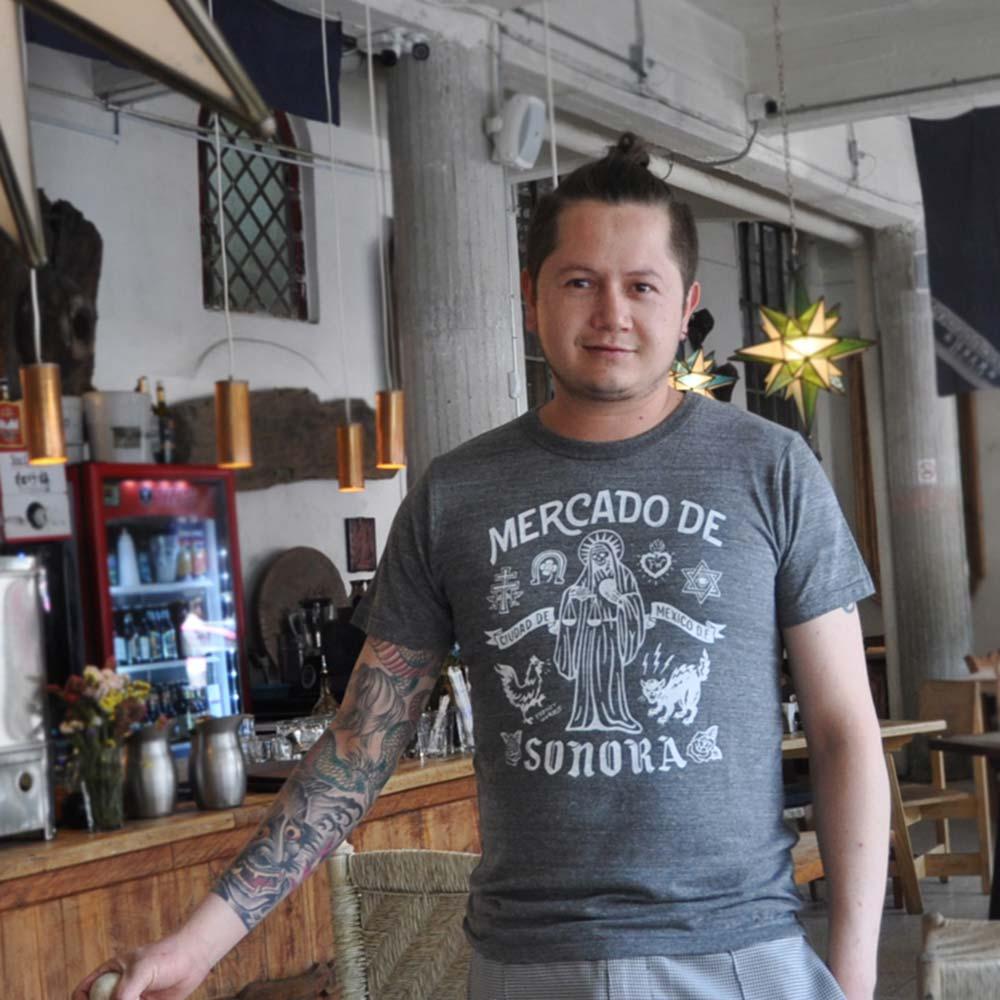 FRENZY WORKS フレンジーワークス メキシコ Tシャツ メキシカンデザイン 服 ウェア メルカドソノラ SONORA サンタムエルテ