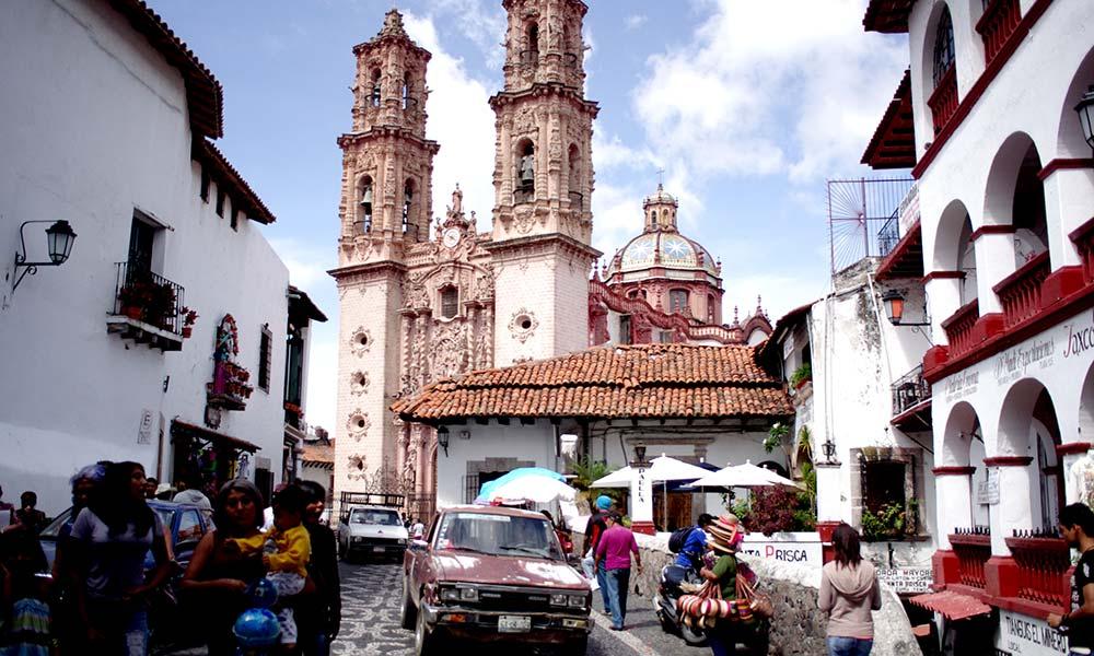 メキシコ 旅行 観光 タスコ TAXCO ゲレロ メキシコ旅行 メキシコ観光 メキシコ画像 メキシコの街