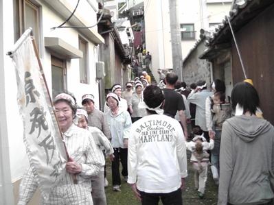 1100回目の島内デモの画像1