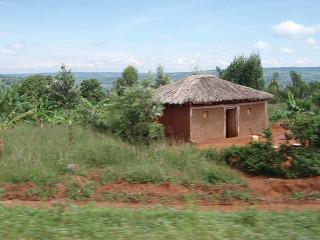 掘っ立て小屋