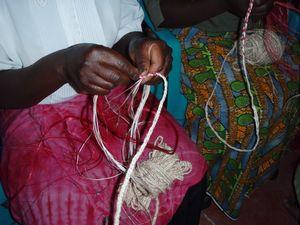 braiding practice