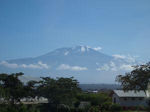 Mt. Kilimangaro