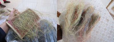 combine mojyamojya fiber set