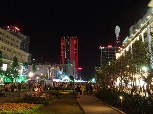 夜の公園2