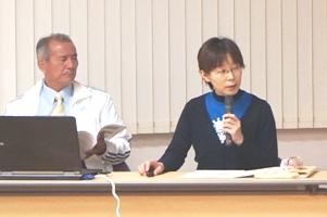 平井さんと宮本先生