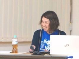 中田倫代さん