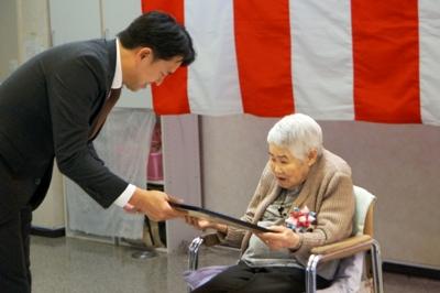 山本副市長