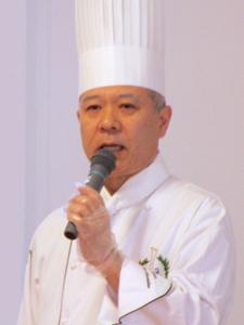 尾崎シェフ1