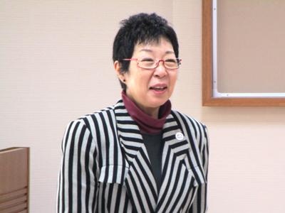 講師:長谷川万利子