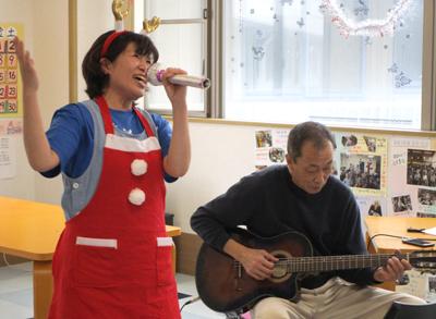 グルホ クリスマスコンサート 職員