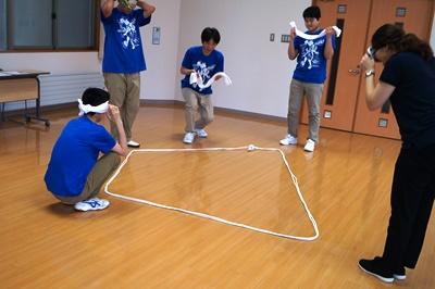 正方形を作る2
