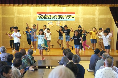 児童ダンス