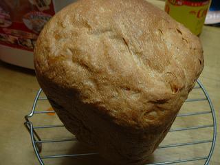 ホームベーカリーで食パン作り
