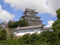 姫路城 2008年