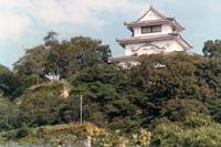 丸亀城 1980年