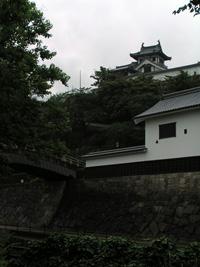 福知山城 2010年