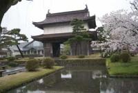 出羽松山城(山形)2011
