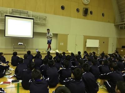青森山田中学校2