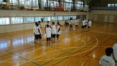 八戸西高校スポ科1