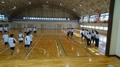 八戸西高校スポ科2