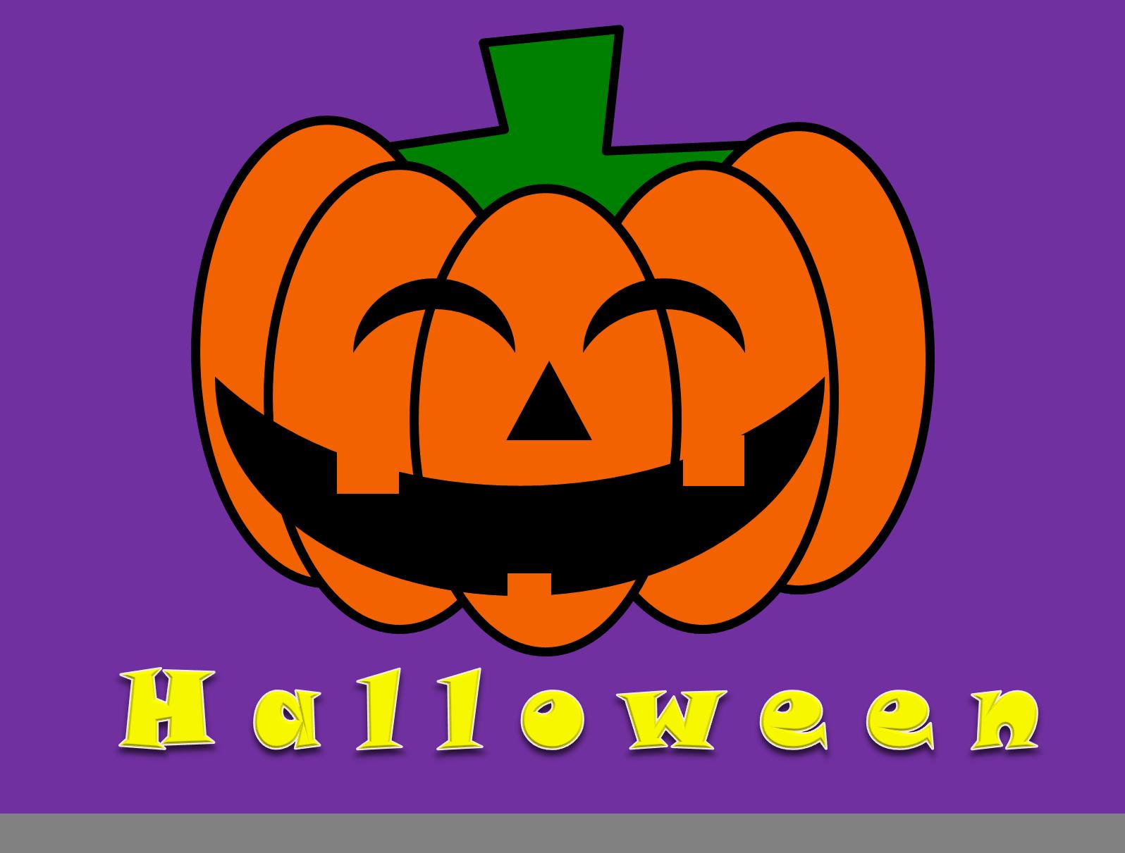 オートシェイプ_ハロウィン_かぼちゃ