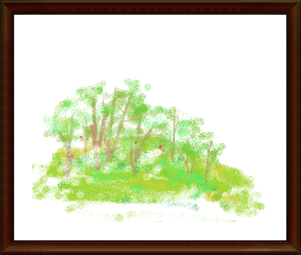 ペイント画,奈良,大和西大寺,パソコン教室