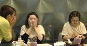 富山ブライダルエステアンジェ・ド・ポークレンジング実習?