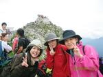富山ブライダルエステアンジェ・ド・ポー登山6