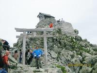 富山ブライダルエステアンジェ・ド・ポー登山7
