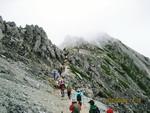 富山ブライダルエステアンジェ・ド・ポー登山?