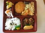 富山県ブライダルエステアンジェ・ド・ポーお弁当