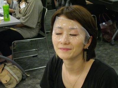 富山ブライダルエステアンジェ・ド・ポー資生堂Qiセミナー9.7