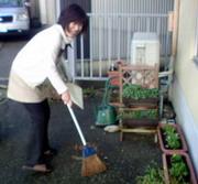 富山ブライダルエステアンジェ・ド・ポー花壇1