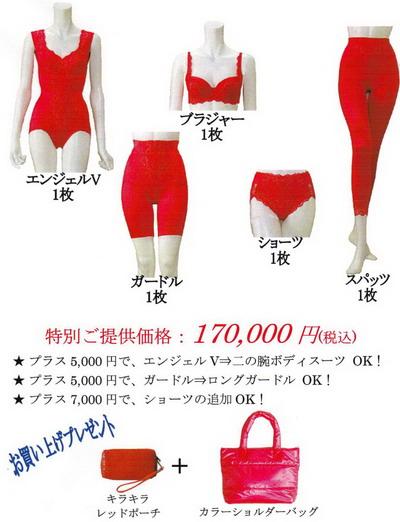 富山ブライダルエステアンジェ・ド・ポー Lacoco Lady Red コースD