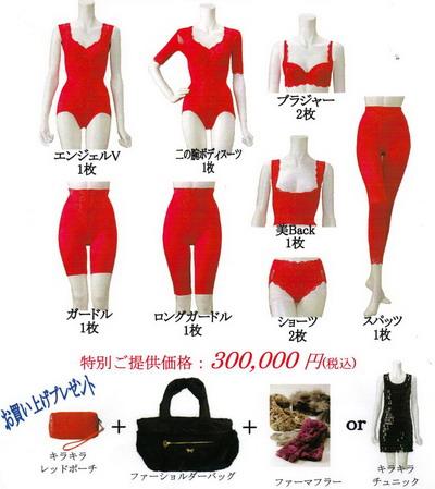 富山ブライダルエステアンジェ・ド・ポー Lacoco Lady Red コースF