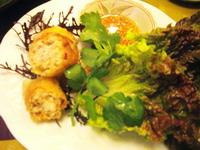 富山ブライダルエステアンジェ・ド・ポーベトナム料理3