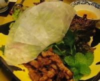 富山ブライダルエステアンジェ・ド・ポーベトナム料理2