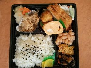 富山県ブライダルエステサロンアンジェ・ド・ポーミキ弁当2