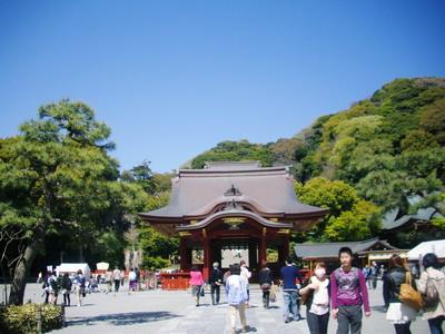 富山ブライダルエステアンジェ・ド・ポー鎌倉鶴岡八幡宮1